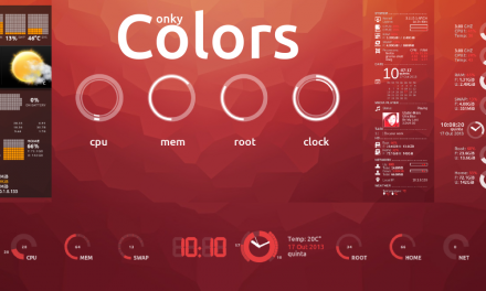 12 best Conky themes,scripts,configs | widgets on linux
