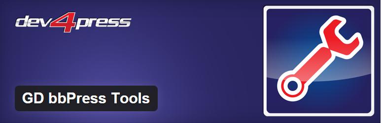 GD bbPress tools