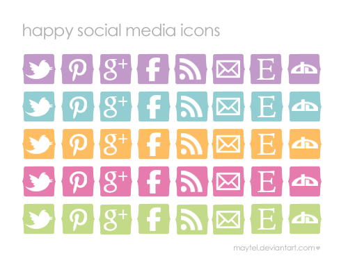 happy_social_media_icons_by_maytel-d5gmt1r